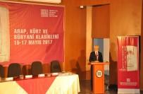 ARTUKLU ÜNIVERSITESI - Mardin'de 'Uluslararası Klasikler Çalıştayı' Düzenlendi