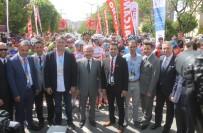 TÜRKIYE BISIKLET FEDERASYONU - Mardin'de 'Uluslararası Medeniyetler Bisiklet Turu'