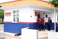 İÇEL İDMANYURDU - Mersin'de Muhtarlık Binaları Yenileniyor