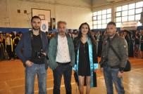 KAFKAS ÜNİVERSİTESİ - Mezun Olan RTS Öğrencilerine Gazeteci Ağabeylerinden Sürpriz