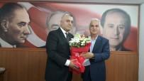 YUSUF BAŞ - MHP Adana İl Başkanlığı'nda Devir Teslim Töreni