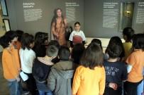 Minik Öğrenciler Müze Rehberliği Yaptı