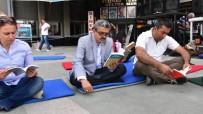 Nazilli Belediye Meydanında Okudu