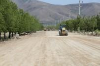 Niğde Belediyesi  Devlet Bahçeli Bulvarında Değişime Devam Ediyor