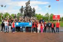 BAĞıMSıZLıK - Öğrencilerden Milli Mücadele Ve 15 Temmuz Ruhu Gezisi
