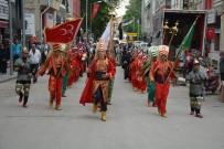 SÜLEYMAN ELBAN - Öğrenme Şenliğinde Mehteran Takımı Öncülüğünde Kortej Yürüyüşü
