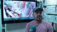 KAZANCı - Sultanbeyli'de Pes Dedirten Hırsızlık Anı Kamerada