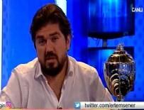 BEYAZ FUTBOL - Rasim Ozan: Biz kaldıramadık