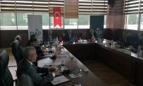Rektör Çomaklı, ÜNİDAP İstişare Toplantısına Katıldı