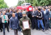 ÖZNUR ÇALIK - Şehit Uzman Çavuş Gözyaşlarıyla Uğurlandı