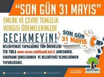 ŞEHITKAMIL BELEDIYESI - Şehitkamil'den Vatandaşlara Emlak Vergisi Uyarısı