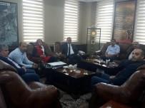 SİDER'den Emniyet Müdürü Arslan'a Ziyaret