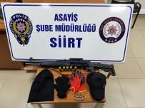 DOLANDıRıCıLıK - Siirt'te 22 Olay Aydınlatıldı