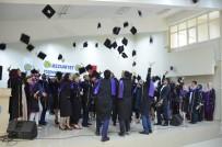 BILGISAYAR PROGRAMCıLıĞı - Siverek Meslek Yüksekokulunda Mezuniyet Sevinci