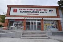 SOSYAL BELEDİYECİLİK - Sosyal Market, Ramazan Ayında Da İhtiyaç Sahiplerinin Yanında Olacak