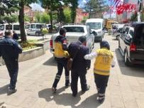Sungurlu'da İcra Kavgası  Açıklaması 1 Yaralı