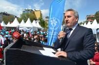 VODAFONE - Taşkesenligil, Final Maçına Çıkacak Olan BB Erzurumspor'a Başarı Dileğinde Bulundu