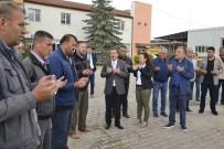 ZINCIRLIKUYU - Tepebaşı Belediyesi Araç Filosunu Güçlendirdi