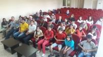 ABDURRAHMAN YILMAZ - Topluluk Önünde İngilizce Konuşma Yarışması Düzenlendi