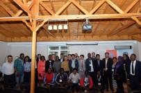 EMPERYALIZM - Uluslararası STK Temsilcileri UMED'de Bir Araya Geldi