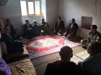 SEHİ ORMANLARI - Vali Çınar'dan Şehit Korucunun Evine Taziye Ziyareti