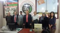 TÜRKIYE GENÇLIK BIRLIĞI - Vatan Partisinden Asimder'e Ziyaret