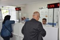 YUNUSEMRE - Yunusemre'de Vezneler Hafta Sonu Da Açık