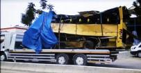 BAŞSAVCı - 24 Kişinin Canına Mal Olan Araçta Teknik İnceleme