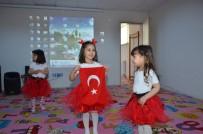 ADıYAMAN ÜNIVERSITESI - Adıyaman Üniversitesi Kreşinde Yıl Sonu Etkinliği Düzenlendi