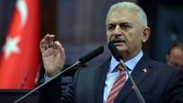 BİNALİ YILDIRIM - AK Parti'den Basına Kapalı Grup Toplantısı