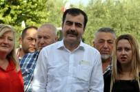 AK Parti'li Erdem Fabrika Yönetimiyle Görüştü