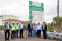 DAMACANA - Aksaray'ın İçme Suyu Projesi Devam Ediyor