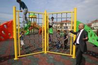 Altınordu'da Parklar İzleniyor
