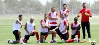 RıZA ÇALıMBAY - Antalyaspor, Kasımpaşa Hazırlıklarını Sürdürdü