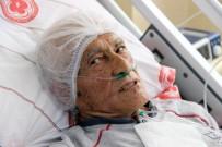 Aort Damarı Yırtılan Yaşlı Adamın Kanı Vücuduna Doldu