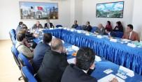 İL SAĞLIK MÜDÜRÜ - ASKOM Toplantısı Erzurum'da Yapıldı