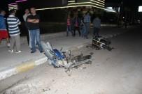 Ayvalık'ta feci kaza