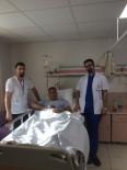 VARİS - Bacağından 1 Kilogramlık Tümör Çıkarıldı
