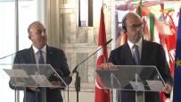 İFADE ÖZGÜRLÜĞÜ - Bakan Çavuşoğlu'ndan İtalyan Gazeteciye Ayar