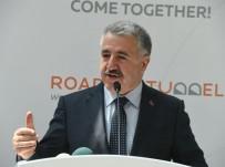 OVİT TÜNELİ - Bakan'dan İzmir'e Müjde