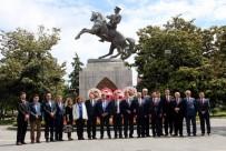 MAKEDONYA - Balkanlardan Samsun Çıkartması