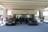 MEDIKAL - Başhekimi Vurup İntihara Teşebbüs Eden Şahıs Başka Hastaneye Nakledildi