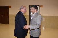 KADİR ALBAYRAK - Başkan Albayrak'tan Kaymakam Abban Ve Başsavcı Ünal'a Ziyaret