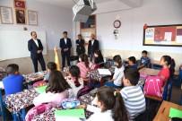 YEREL YÖNETİMLER - Başkan Altay Öğrencilerle Buluştu