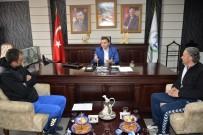 GENÇ KIZLAR - Başkan Bakıcı Türkiye Dart Şampiyonası'na Katılacak Sporculara Başarılar Diledi