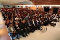 RECEP GARIP - Başkan Büyükkılıç, 'Kültür, Sanat Ve Edebiyata Çok Önem Veriyoruz'