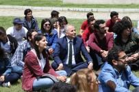 GENÇLİK MECLİSİ - Başkan Osman Zolan, Gençlerle Buluştu