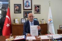 SAYIŞTAY - Başkan Seyfi Dingil Açıklaması 'İlaçlama Hatay Büyükşehir Belediyesinin Görevidir'
