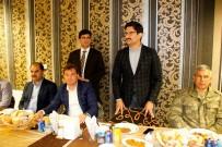İNCİ KEFALİ - Bayındır Kaymakamı Baran'dan Erciş'e Vefa Ziyareti