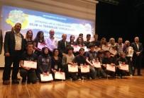BİLİMSEL ARAŞTIRMA - Bayrampaşa'nın Genç Kaşifleri Ödüllerini Aldı